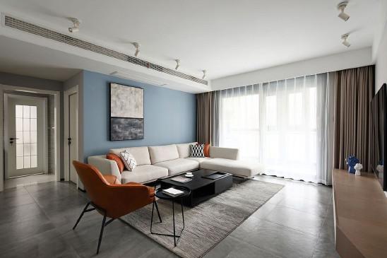 147㎡四室两厅简约风婚房设计,超美!
