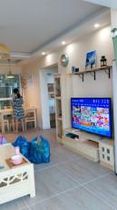 客厅80㎡现代简约二居室2.7万
