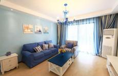 蓝色85㎡地中海二居室11万