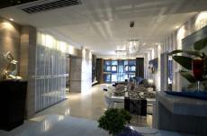 蓝调117㎡现代简约三居室6.2万