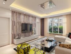 绿城西子公寓140㎡现代简约四居室7万