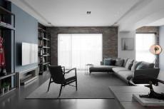 梅子黄时雨94㎡现代简约二居室7.5万