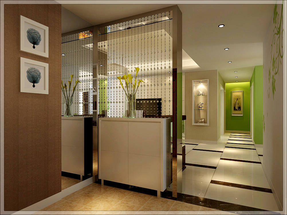 太子公寓125㎡现代简约三居室27万