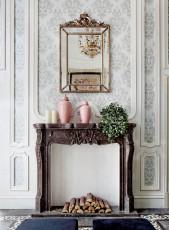 天地源欧筑法式93㎡北欧风格二居室3.2万