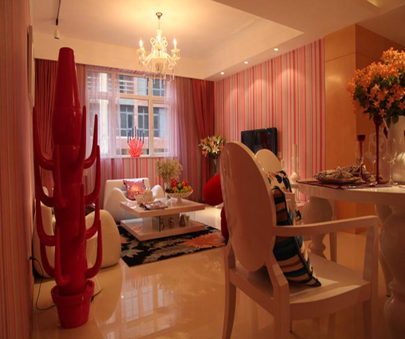 完美婚房120㎡混搭风格三居室11.8万