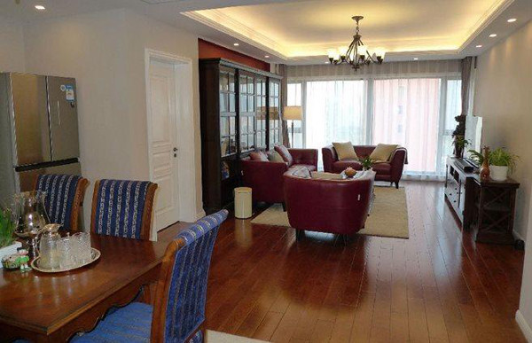伊顿上郡86㎡美式二居室4.2万