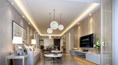 壹品旧房改造45㎡现代简约一居室4万