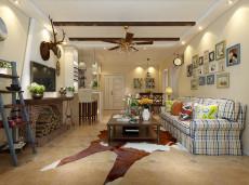 玉龙小区121㎡现代简约三居室