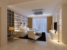 远见小区114㎡现代简约三居室3.8万