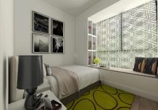 至少得有新房93㎡现代简约三居室11万