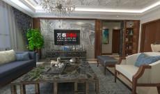 中央生活城120㎡新古典二居室6万
