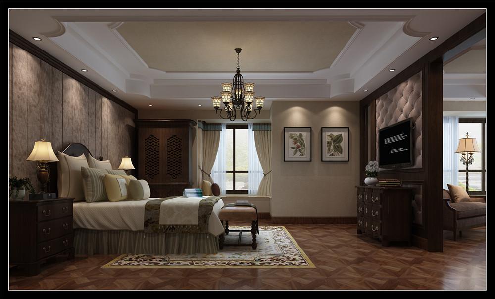 中央香榭四房181㎡北欧风格四居室16万