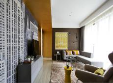 总参小区120㎡现代简约三居室14.2万