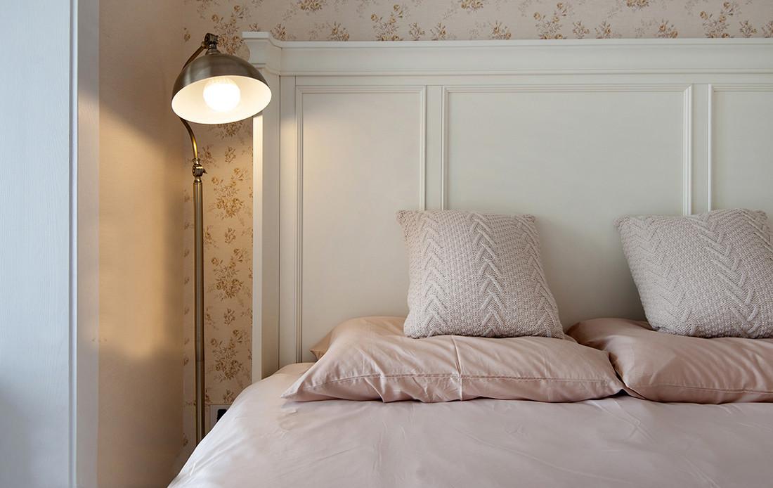 最灵动的色彩131㎡北欧风格三居室15万