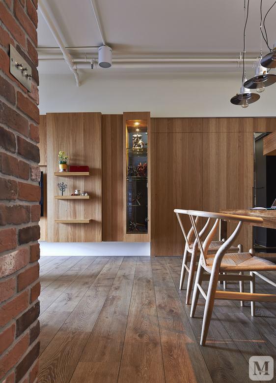 木头房子一间