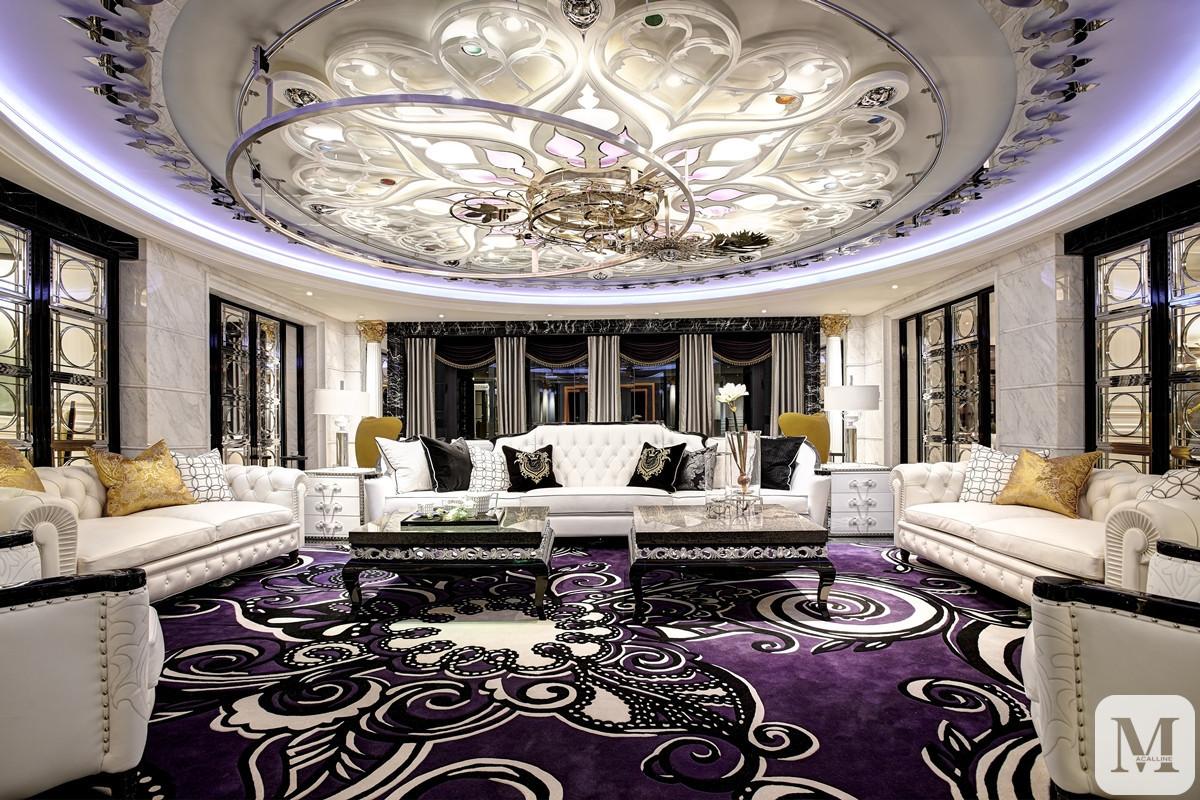 甲第星罗之所,古典殿堂级设计